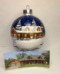 house ornaments custom creations by cyndie