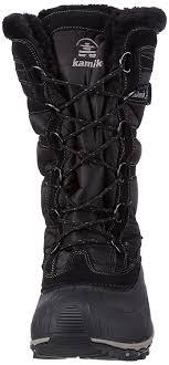 womens boots kamik amazon com kamik s snowvalley boot mid calf