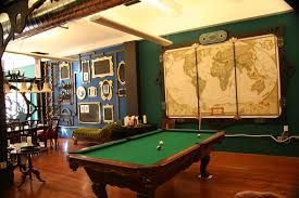 pool table wall art framed map in pool lounge the world domination map with fancy