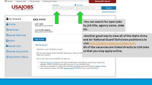 the federal hiring process using usajobs u0026 application manager