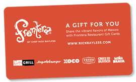 restaurant gift cards rick bayless restaurant gift cards