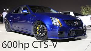 watch 2 600hp cts v u0027s race each other hd youtube