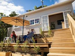 Tiny House For Family Of 4 by Doris Jean Piha Retreat Homeaway Huia