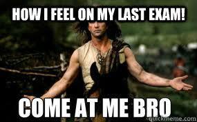 Final Exam Meme - final exam memes quickmeme