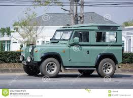 land rover truck 2016 old private car land rover mini truck editorial photo image