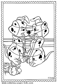 101 dalmations coloring disney coloring pages color disney