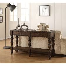 Oak Sofa Table Buy A Sofa Console Table At Rc Willey For Your Den