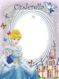 transparent frame princess cinderella gallery yopriceville