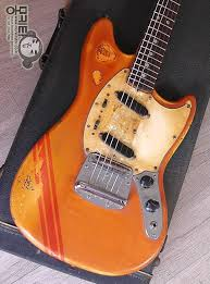 fender mustang players ok looking for a vintage competition orange fender