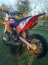 mint 2015 ktm 65 sx kids youth motocross race bike kx lt quad