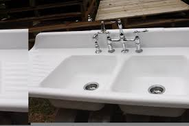Kitchen Sink With Backsplash Kitchen Sink With Drainboard And Backsplash