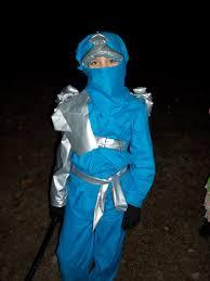 Lego Ninjago Halloween Costumes Jay Lego Ninjago Halloween Costume Blue Ninja