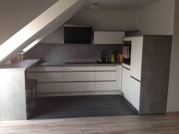 dachgeschoss k che einbauküche balkon kinderzimmer offene küche