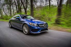 mercedes c300 horsepower take 2017 mercedes c300 4matic coupe automobile magazine
