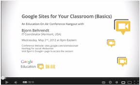 Google Sites File Cabinet Teacher U0027s Guide On The Use Of Google Sites In The Classroom