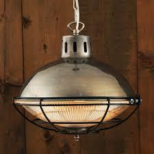 marlow cage lamp industrial pendant light mullan lighting