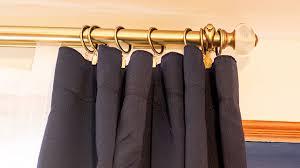 Antique Brass Curtain Rings Elegant Brass Curtain Rod Empire Brass Drapery Hardware Yorkshire