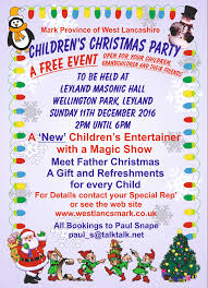 childrens party 2016