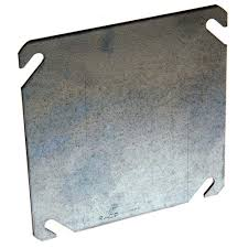 4 in square blank cover flat 8752 the home depot