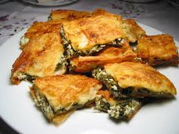 cuisine turque borek feuilletés épinards feta ispanakli peynirli börek maryline et
