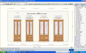Free Building Plans by Gun Cabinet Building Plans Free Diy Blueprint Plans Download Toy