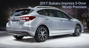 subaru concept 2017 best 2017 subaru sti hatchback amarz auto