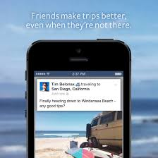 now facebook wants you to share where you u0027re u201ctraveling to