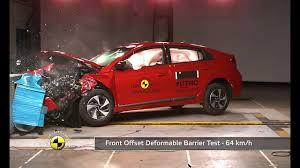 Ford Edge Safety Rating 2017 Hyundai Ioniq Crash Test Hyundai Pinterest Ford Edge