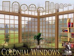 Colonial Windows Designs Cyclonesue U0027s Colonial Windows