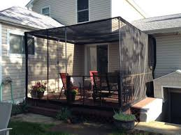 Mosquito Curtains For Porch Deck Insect Screens Mosquito Curtains