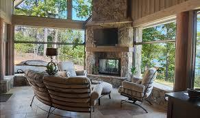 outdoor living custom home builders gabriel builders
