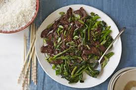 cuisiner du brocoli sauté au bœuf et au brocoli chinois rapide à cuisiner kraft canada