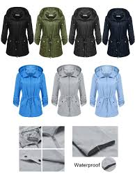 eight best waterproof cycling jackets reviewed 2017 cycling weekly amazon com angvns women u0027s waterproof lightweight rain jacket