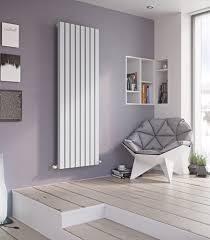 duett square designer radiator vertical tube agadon heat u0026 design