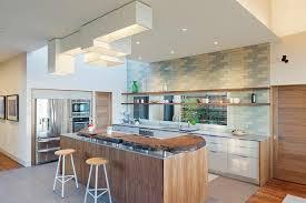 cuisine contemporaine ilot central cuisine en l avec ilot central 11 mod232le de cuisine cuisine