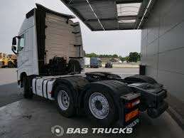 volvo truck head volvo fh 540 xl tractorhead euro norm 6 u20ac51800 bas trucks
