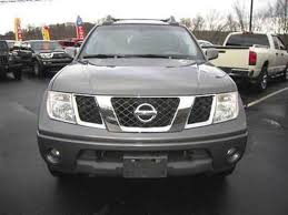 nissan frontier xe v6 crew cab grey nissan frontier in new jersey for sale used cars on