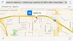 Cupertino Ca Map Apple Sending Out Drones To Improve Maps Data Adding Interior