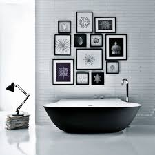 Free Bathroom Design Bathroom Unique Black Free Standing Bath Tubs With Brizo Faucets