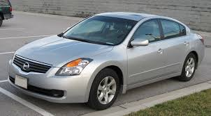2007 nissan altima information and photos zombiedrive