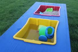 Sand Table Ideas Diy Sand And Water Table Tutorial Child At Heart Blog