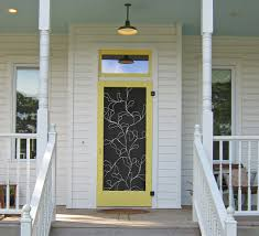 industrial front door decorating beach style exterior for bungalow with covered porch