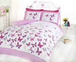 Purple Girls Bedding by Beautiful Butterfly Toddler Bedding U2014 Mygreenatl Bunk Beds