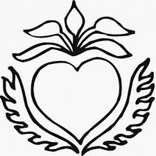 coloring pages hearts free printable coloring pages