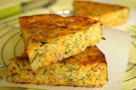 idee plat a cuisiner recette moelleux carottes courgettes jambon cuisinez moelleux