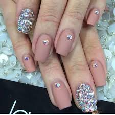 Rhinestone Nail Design Ideas 69 Best Nails Images On Pinterest Nails Coffin Nails And