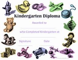 preschool graduation certificate preschool diploma template awesome graduation diploma pletion