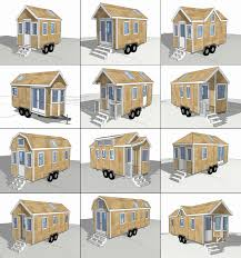 Blueprints For Tiny Houses Tiny House Plans For Sale Lovely Home Design 8x16 House Plan