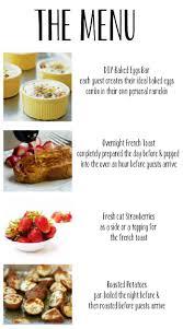 184 best bridal shower images on pinterest brunch menu brunch