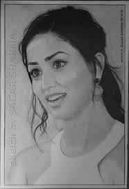 the very cute asin pencil sketch indian celebuzz sketches u0027n